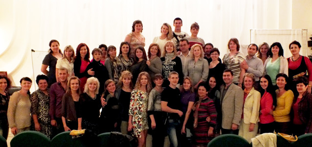 Тренинг в Волгограде, 7.09.13